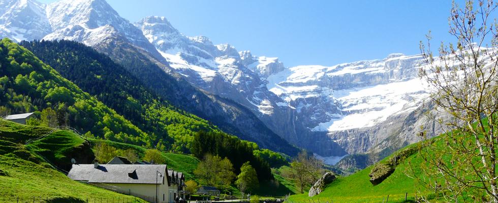 Environnement calme et reposant, au pied des Pyrénées